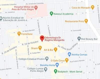 Av. 24 de Outubro, 1651 - Auxiliadora - Porto Alegre / RS